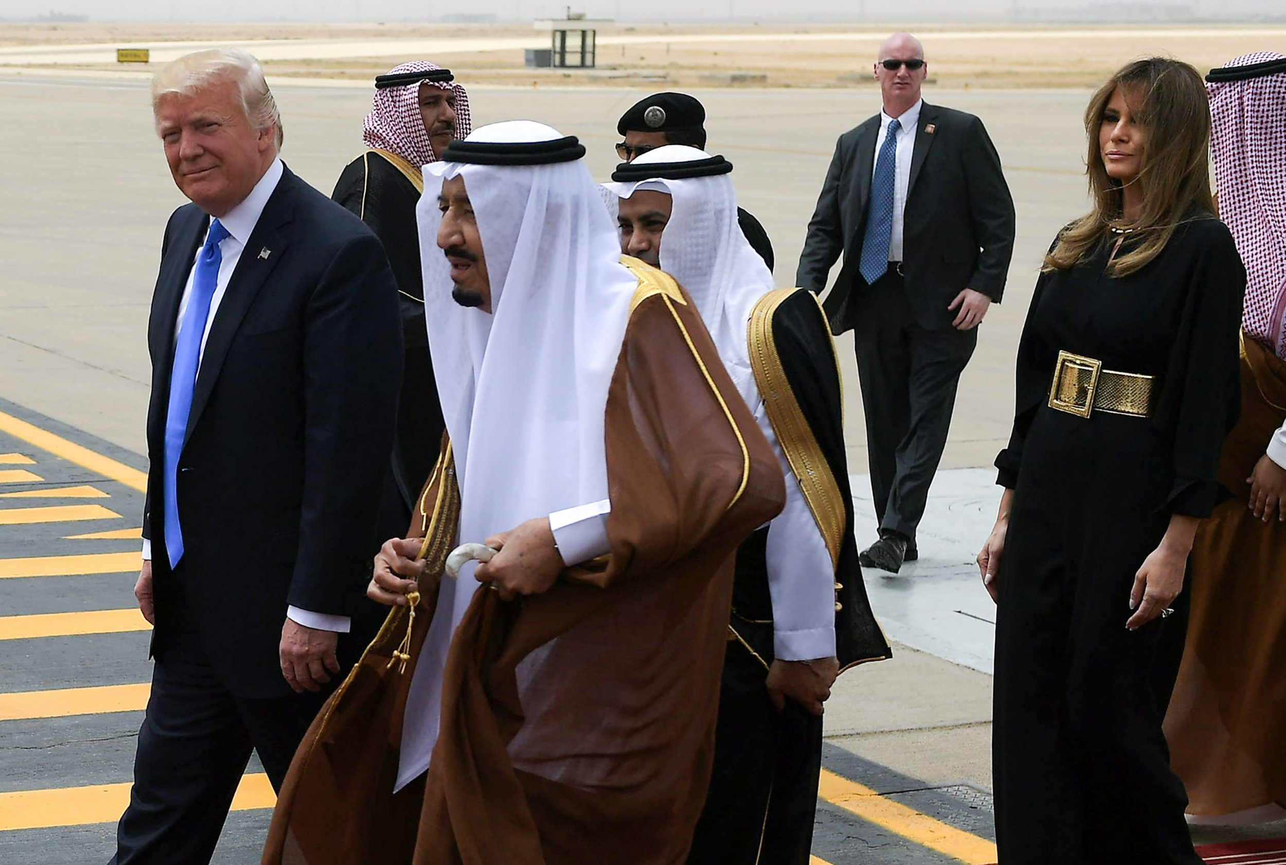 Saudi Salman Arabia