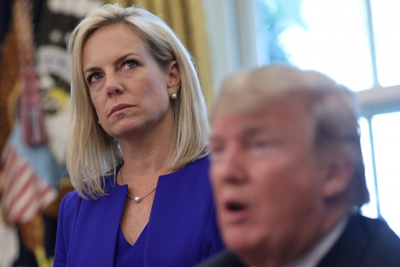 Democrats Renew Call for Homeland Security Secretary to Resign Over Child Separation Policy, Support Congressional Investigation