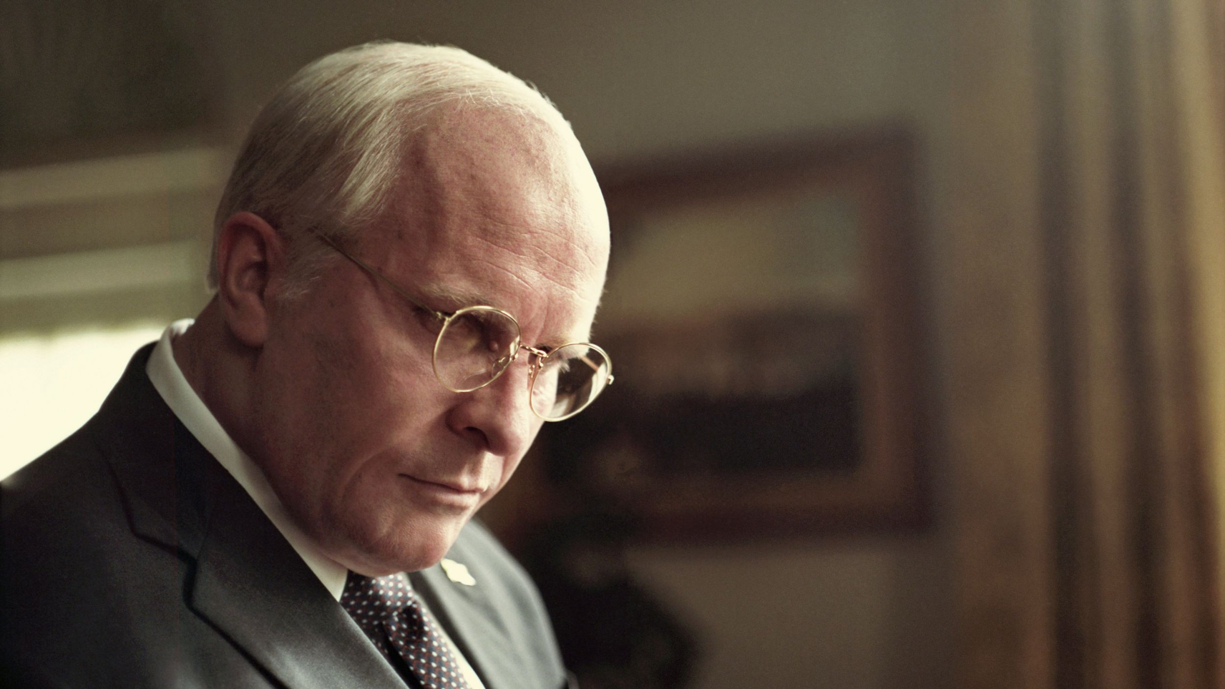 Christian Bale Unrecognizable as Dick Cheney in 'Vice'