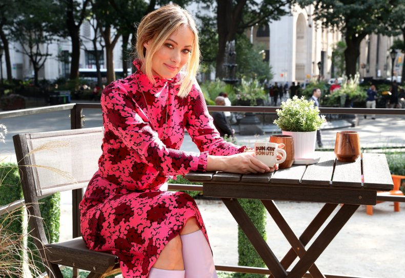 Olivia Wilde Talks 'Life Itself,' Directing Debut, Dunkin' Donuts