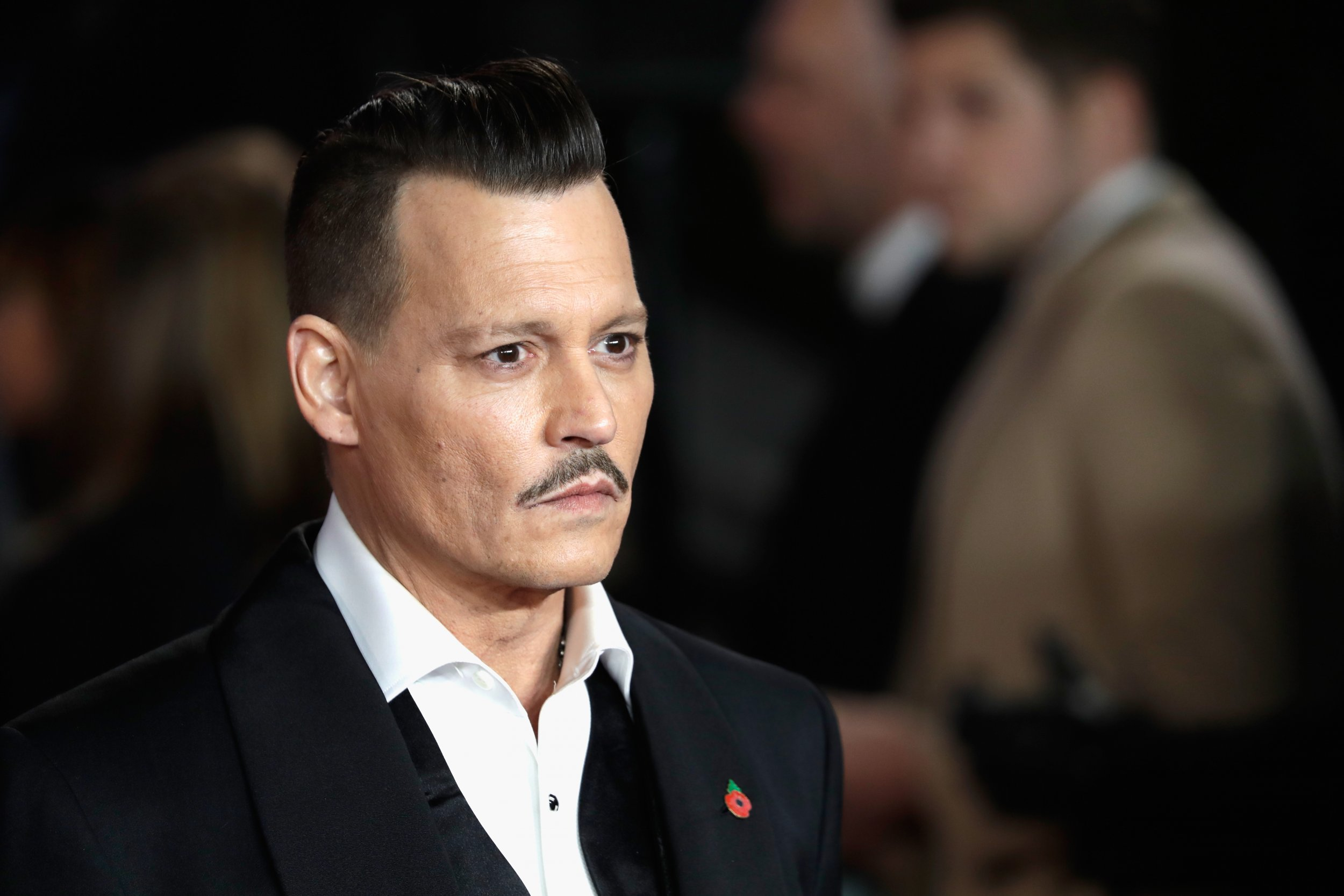 Johnny Depp Says 'Truth' About Amber Heard Abuse Allegations Will 'Come Out'