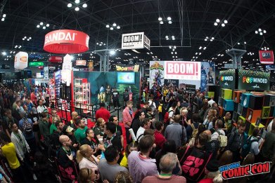 NYCC-2017 Show-Floor-Booths
