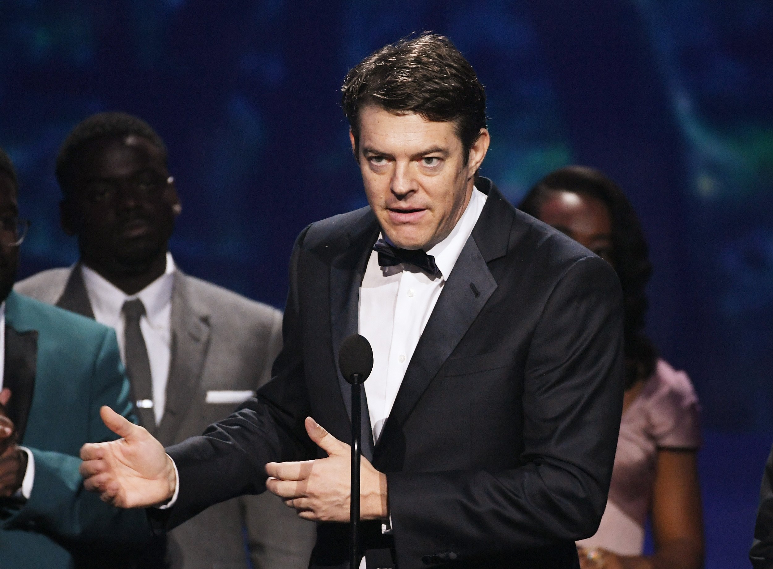Into the Dark': Jason Blum on His New Hulu Series, 'Get Out