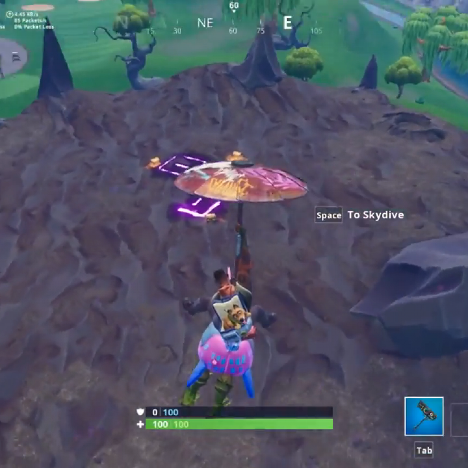 Fortnite' All Corrupted Area & Shadow Stone Locations Week 2