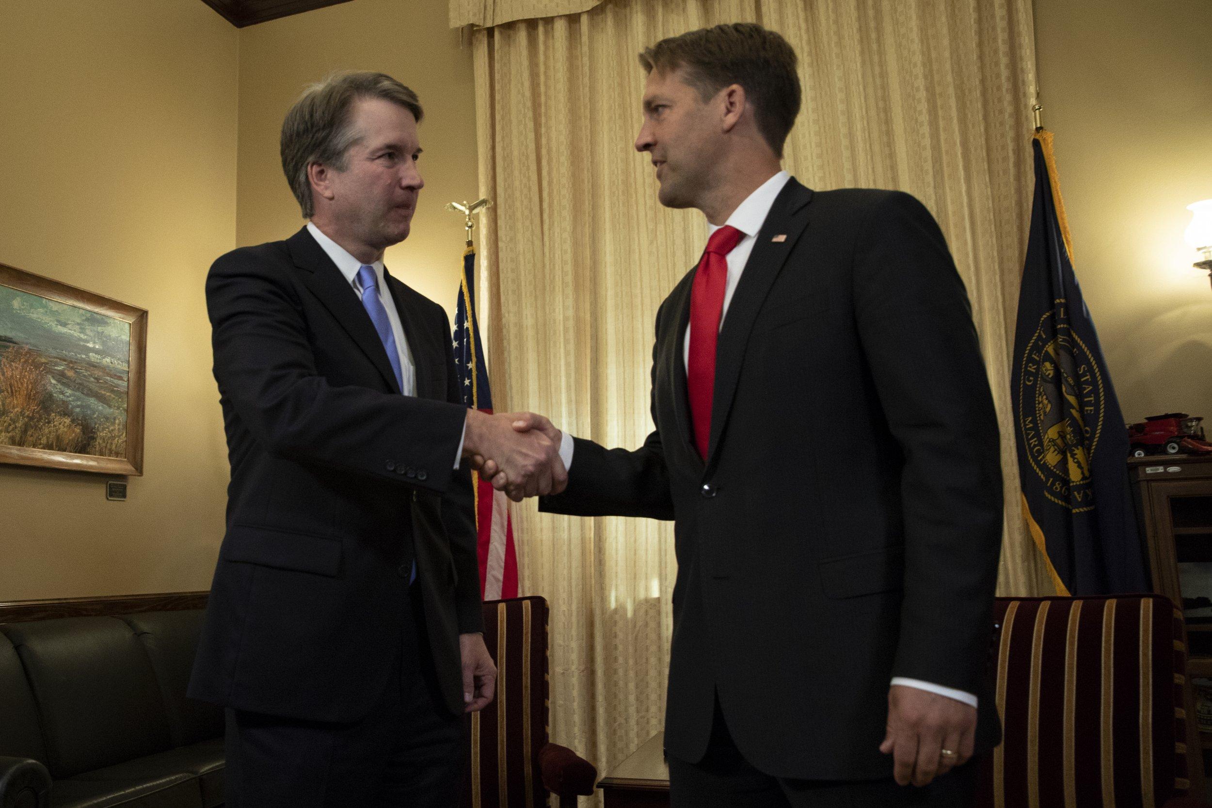 Ben Sasse, Brett Kavanaugh Sexual Assault Allegations, Trump Nominate a Woman