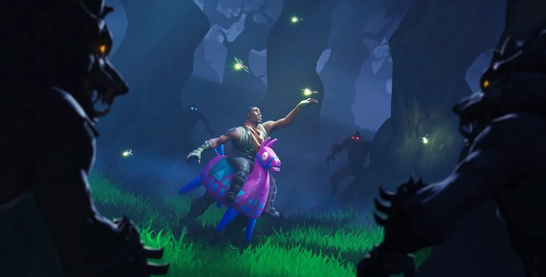 Fortnite Week 2 Secret Banner Loading Screen