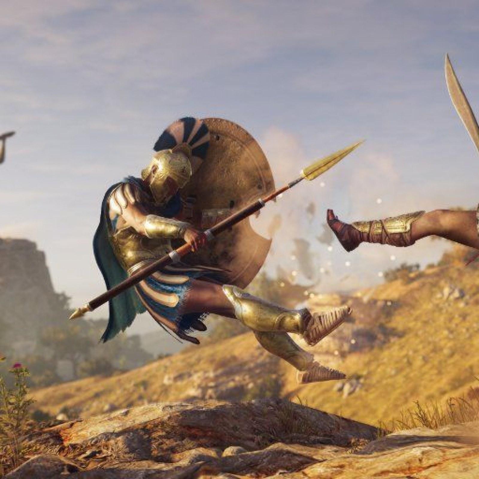 assassins creed origins ps4 download time