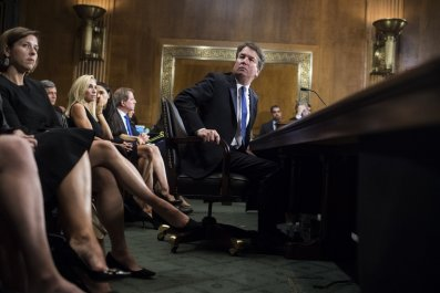 brett kavanaugh, trump, republicans, midterms