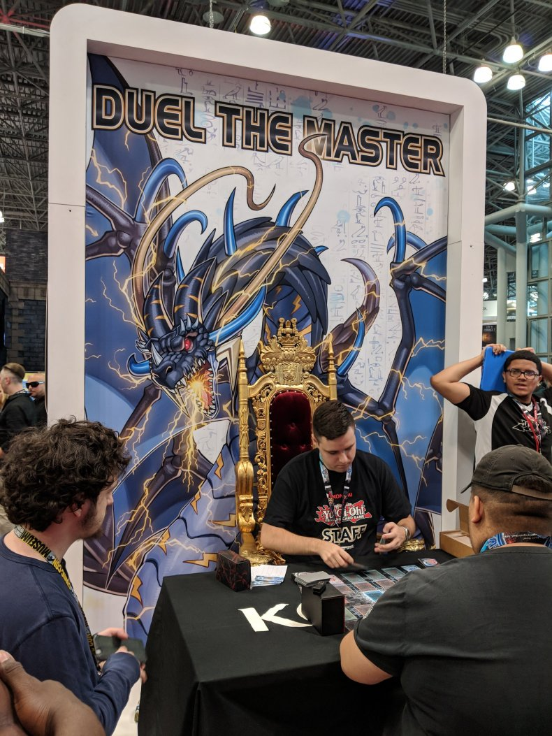 duel king yugioh nycc 2018