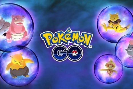 pokemon go psychic event