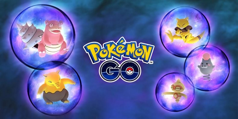 pokemon go psychic event