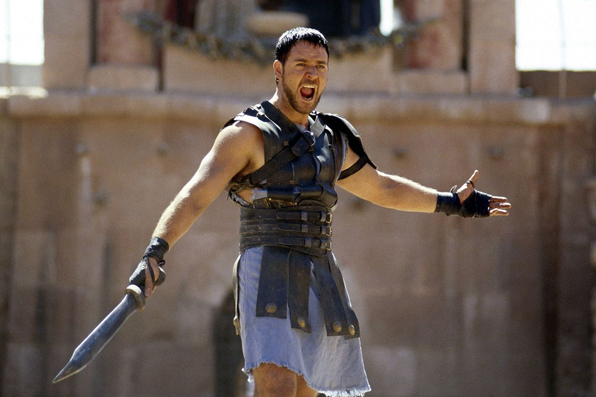 Russell Crowe Almost Got Attacked By A Tiger While Filming 'Gladiator'