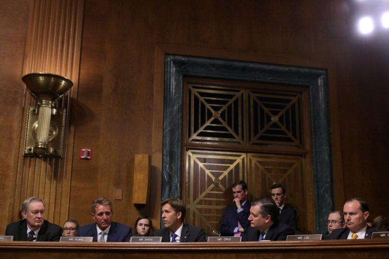 Brett Kavanaugh senate cloture vote live stream, time