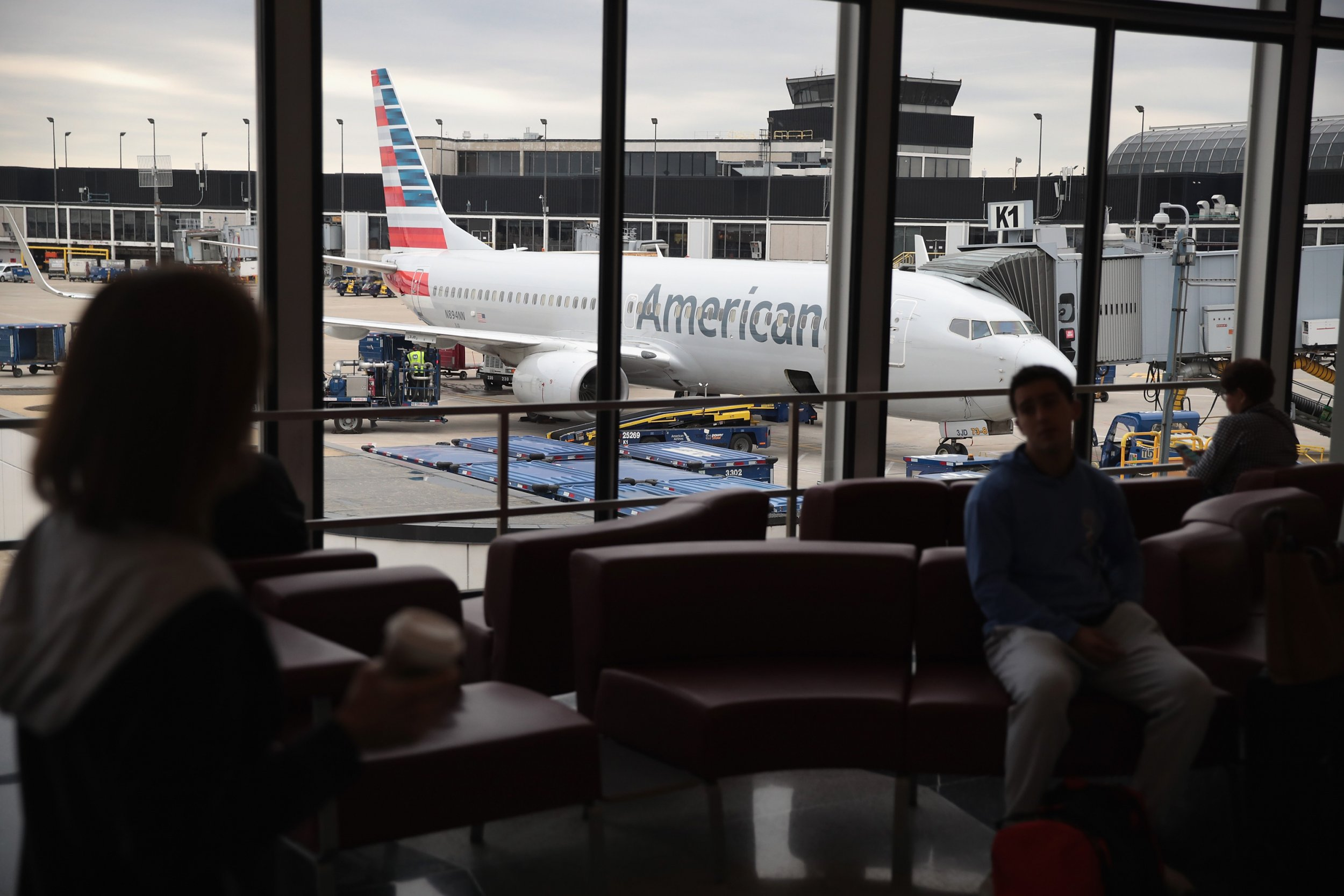 american airlines son with autism