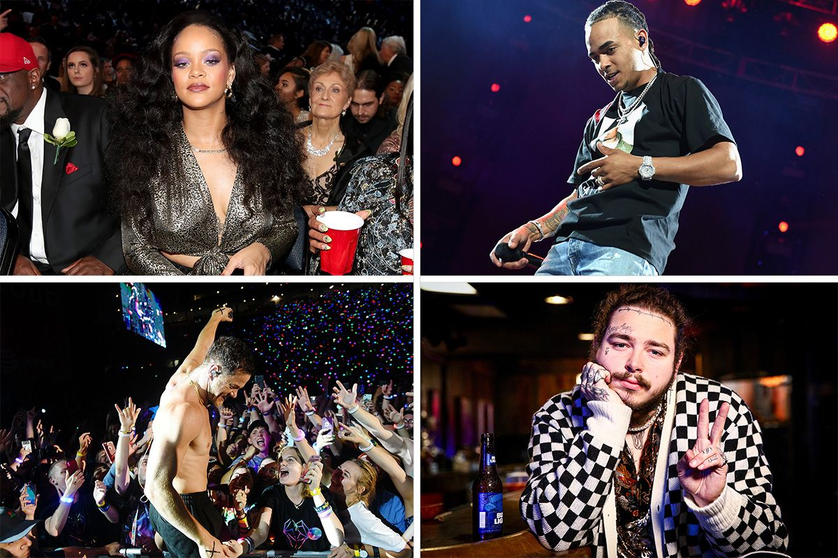 Spotify at 10: Who Are the Most Streamed Artists?