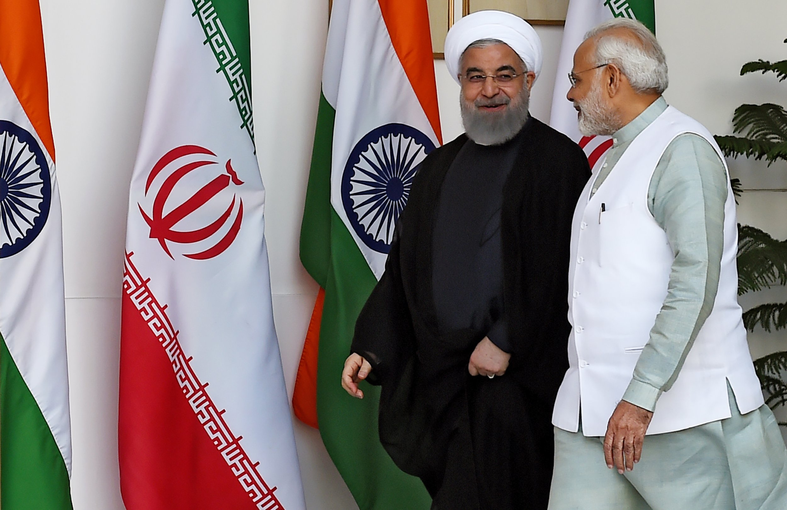 India Will Buy Weapons from Russia and Oil from Iran