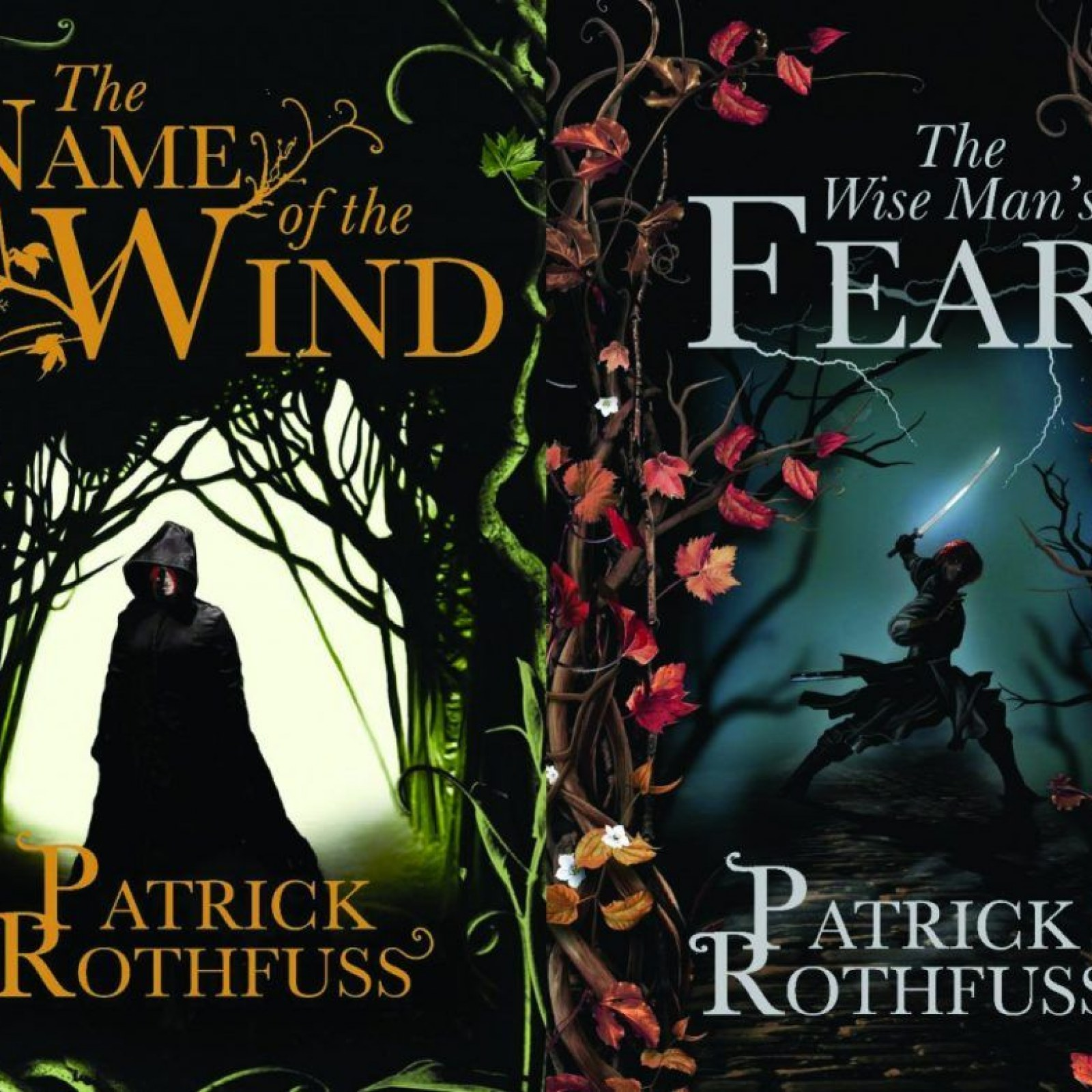 Kingkiller Chronicle Author Patrick Rothfuss Shares A