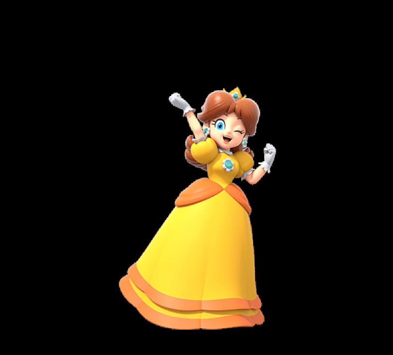 super mario party character list daisy