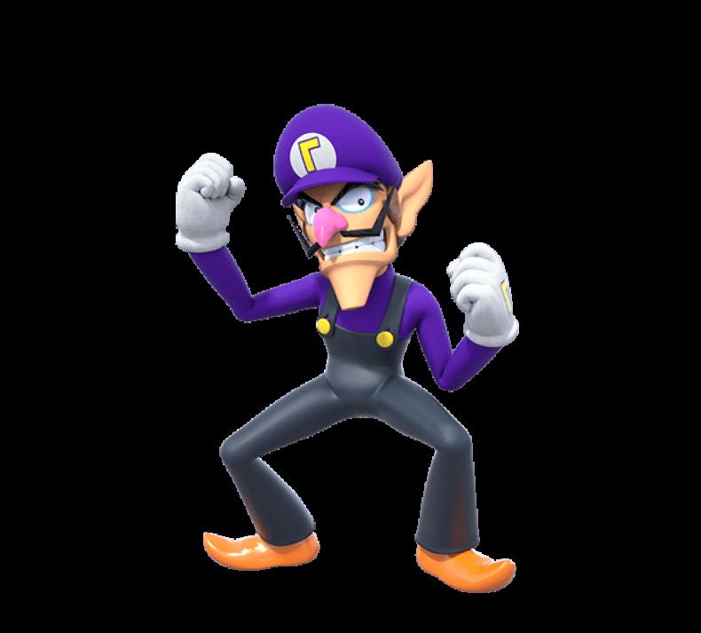 super mario party character list waluigi