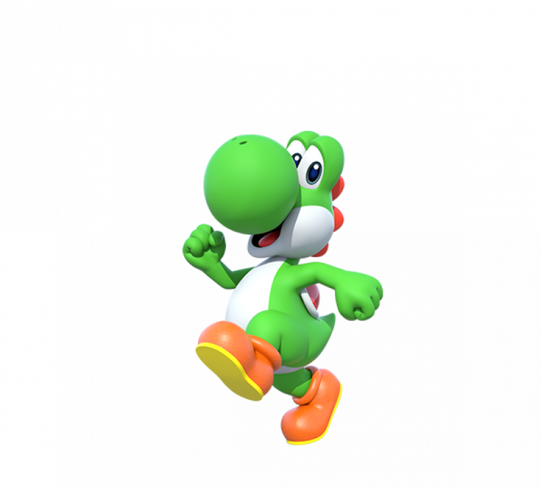super mario party character list yoshi