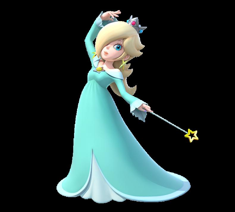 super mario party character list rosalina