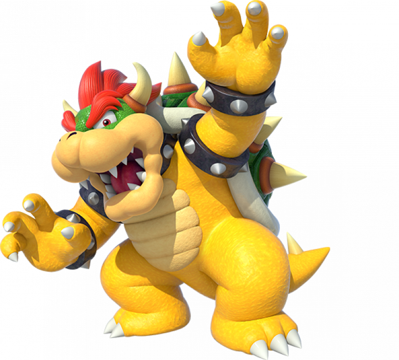 super mario party character list boswer