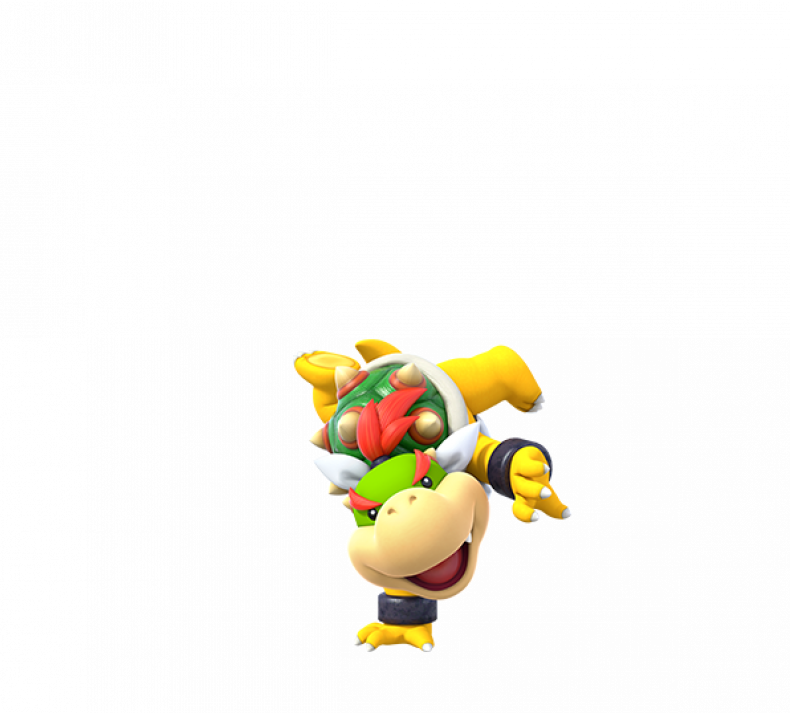 super mario party character list bowser jr