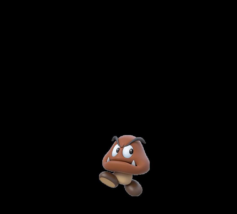 super mario party character list goomba