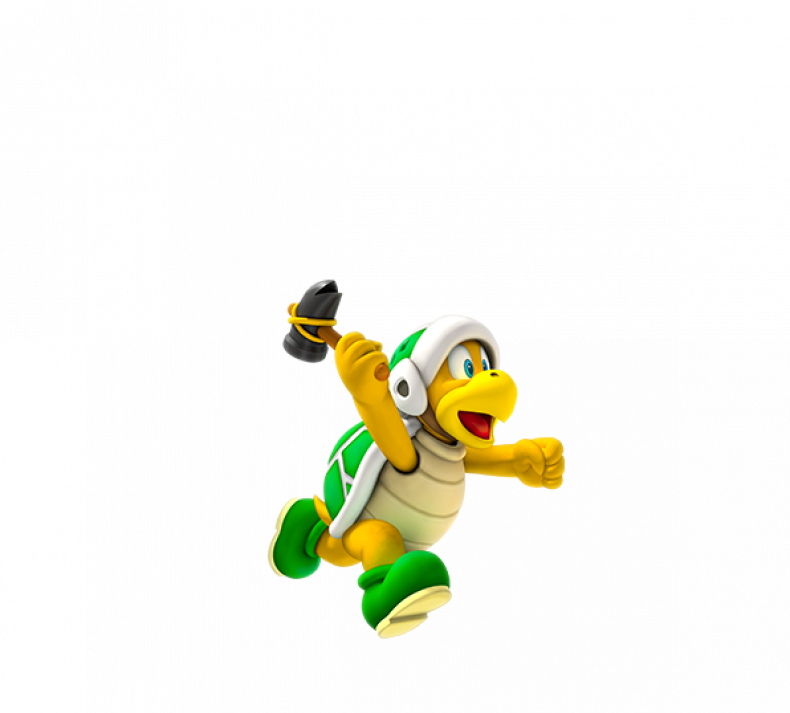 super mario party character list hammer bros