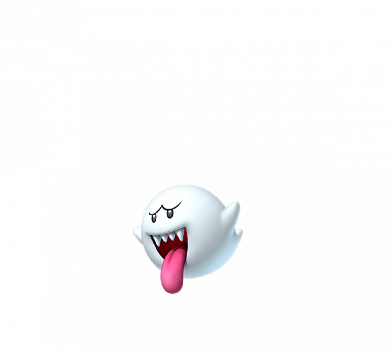 super mario party character list boo