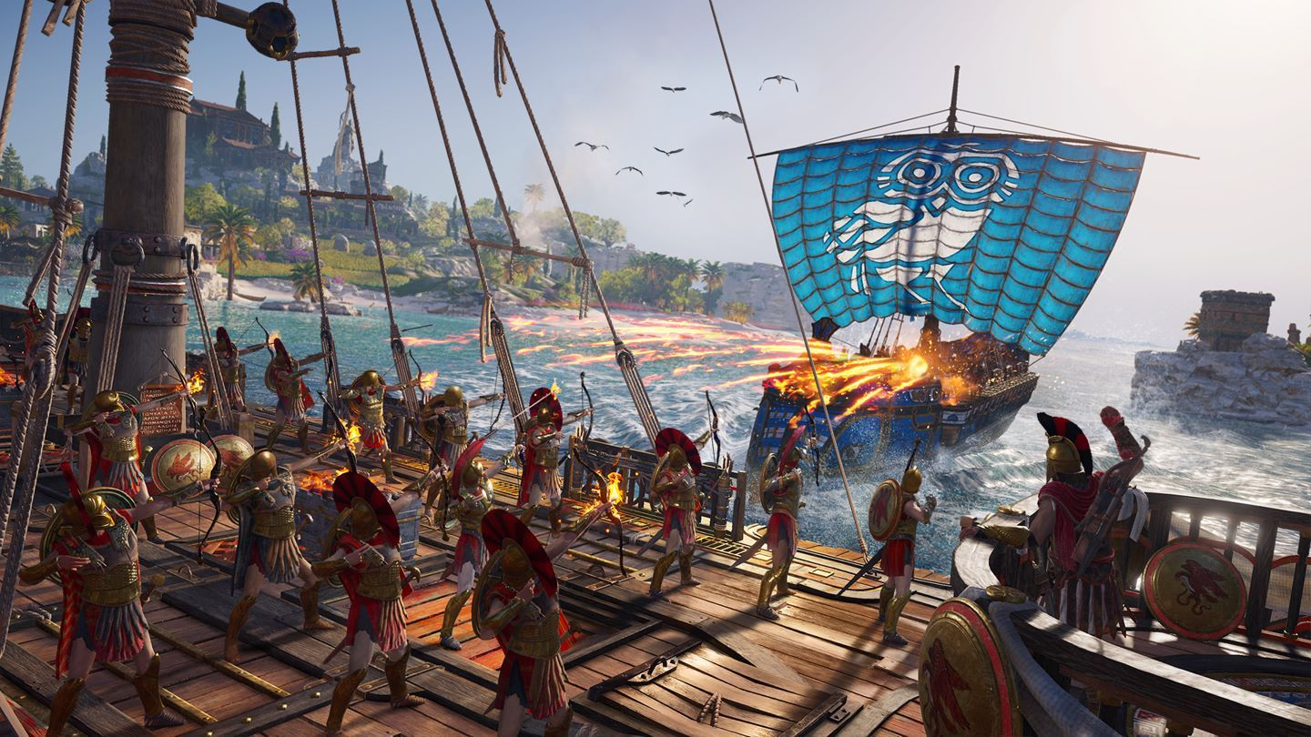 Assassin S Creed Odyssey Gates Of Atlantis Guide Where Is The