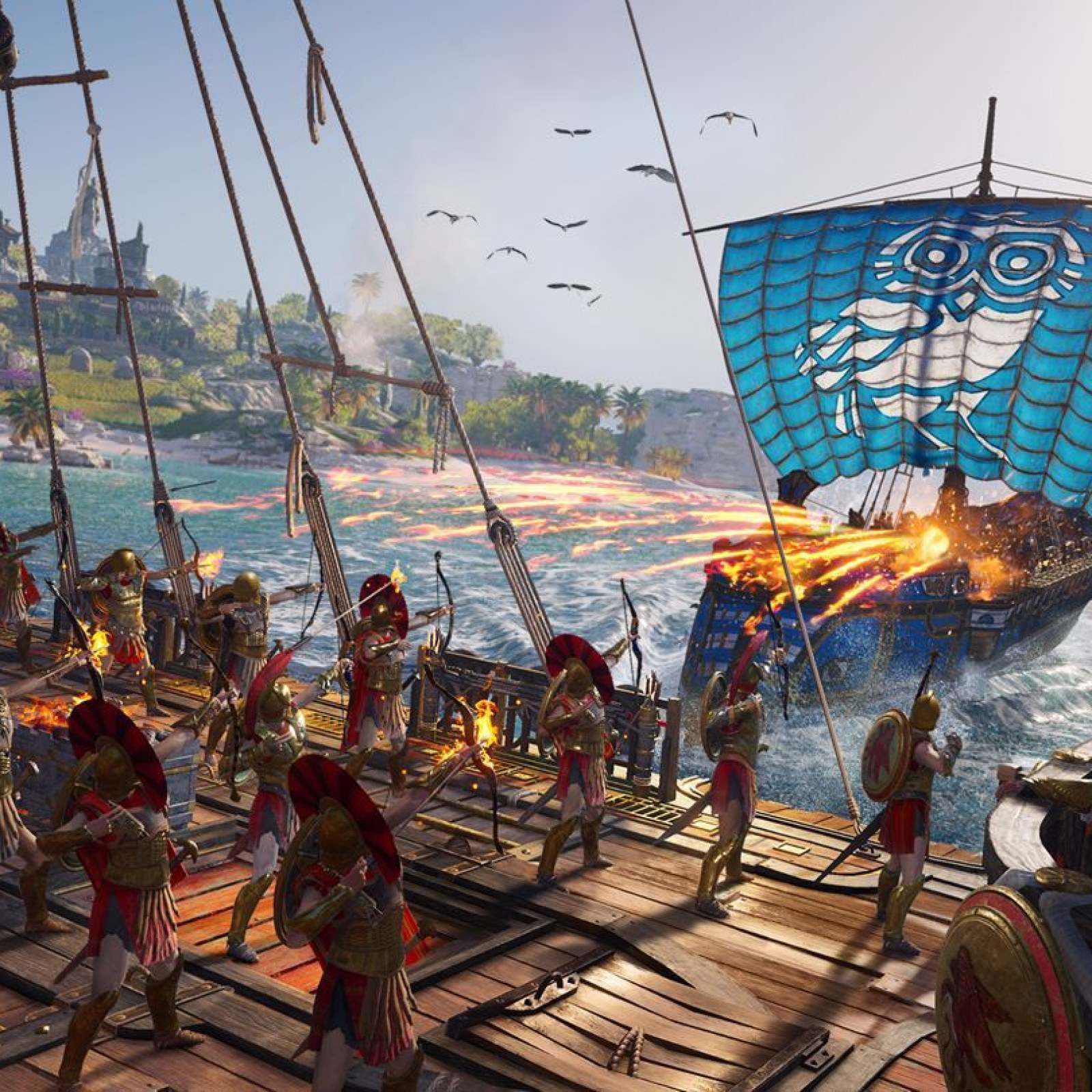 Assassin's Creed Odyssey' Ship Upgrade Guide: The Search For
