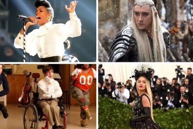 LGBT Celebrities Slideshow Cover