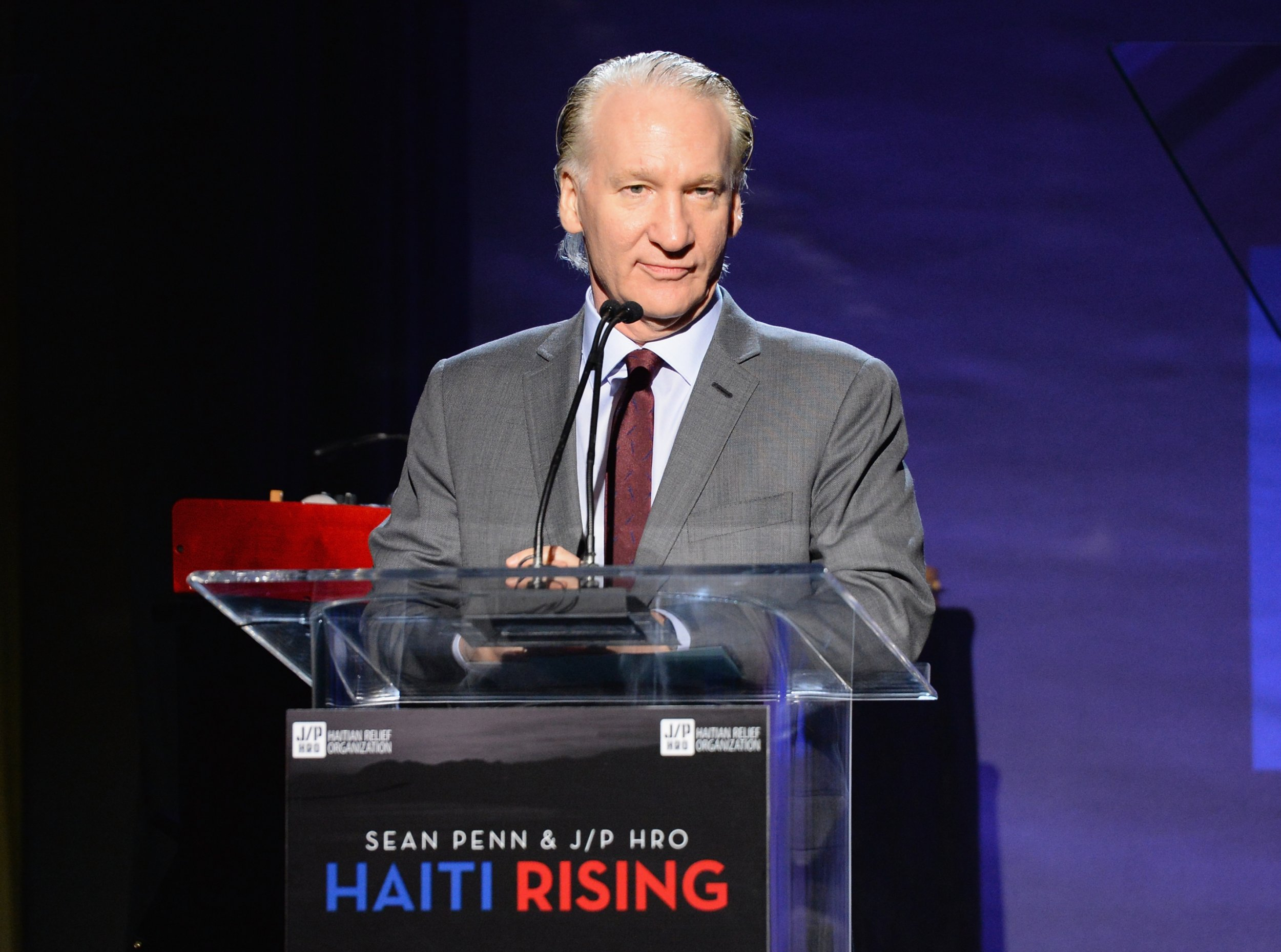 Bill Maher Calls GOP and Kavanaugh 'Party of Traitors'