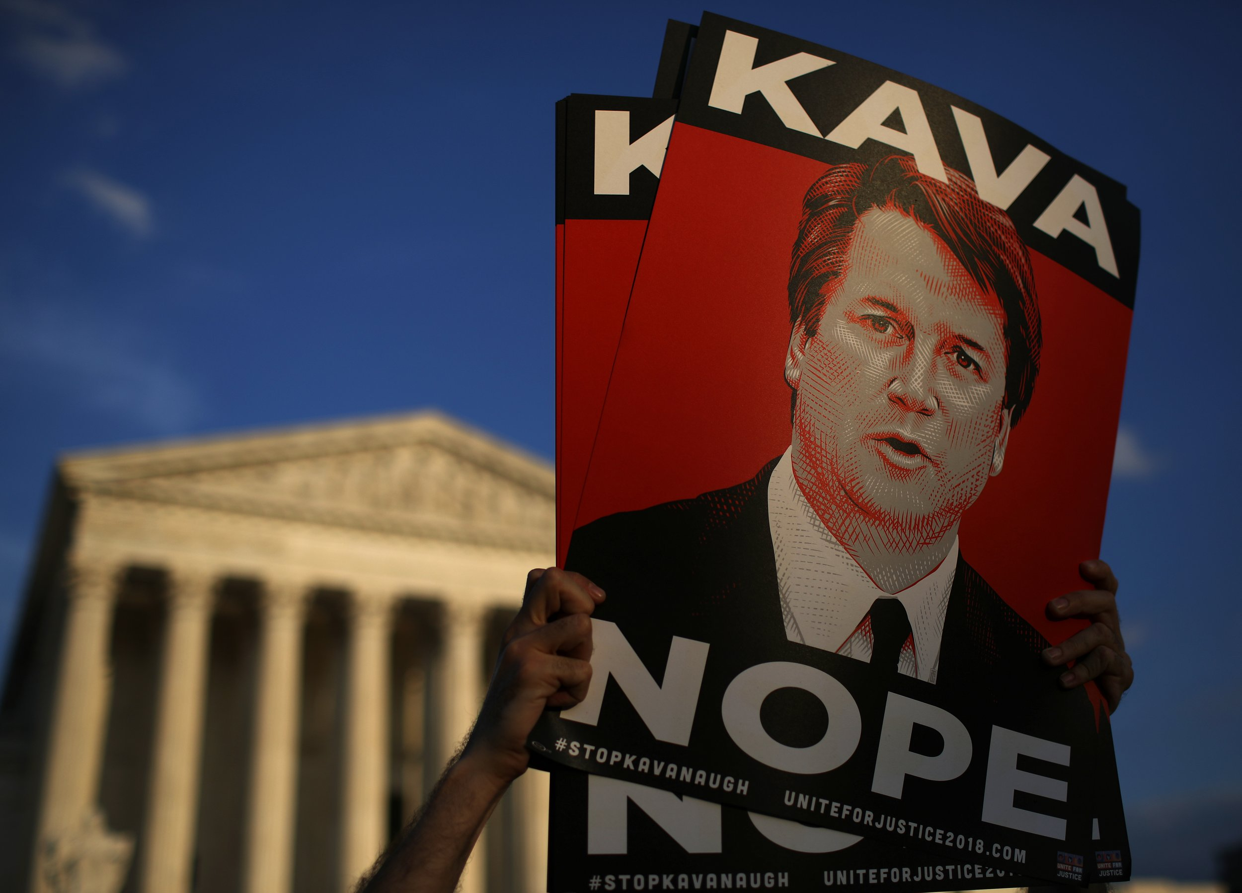 Kavanaugh Accuser Says Confirmation Vote Resurfaces Memory of Sexual Assault
