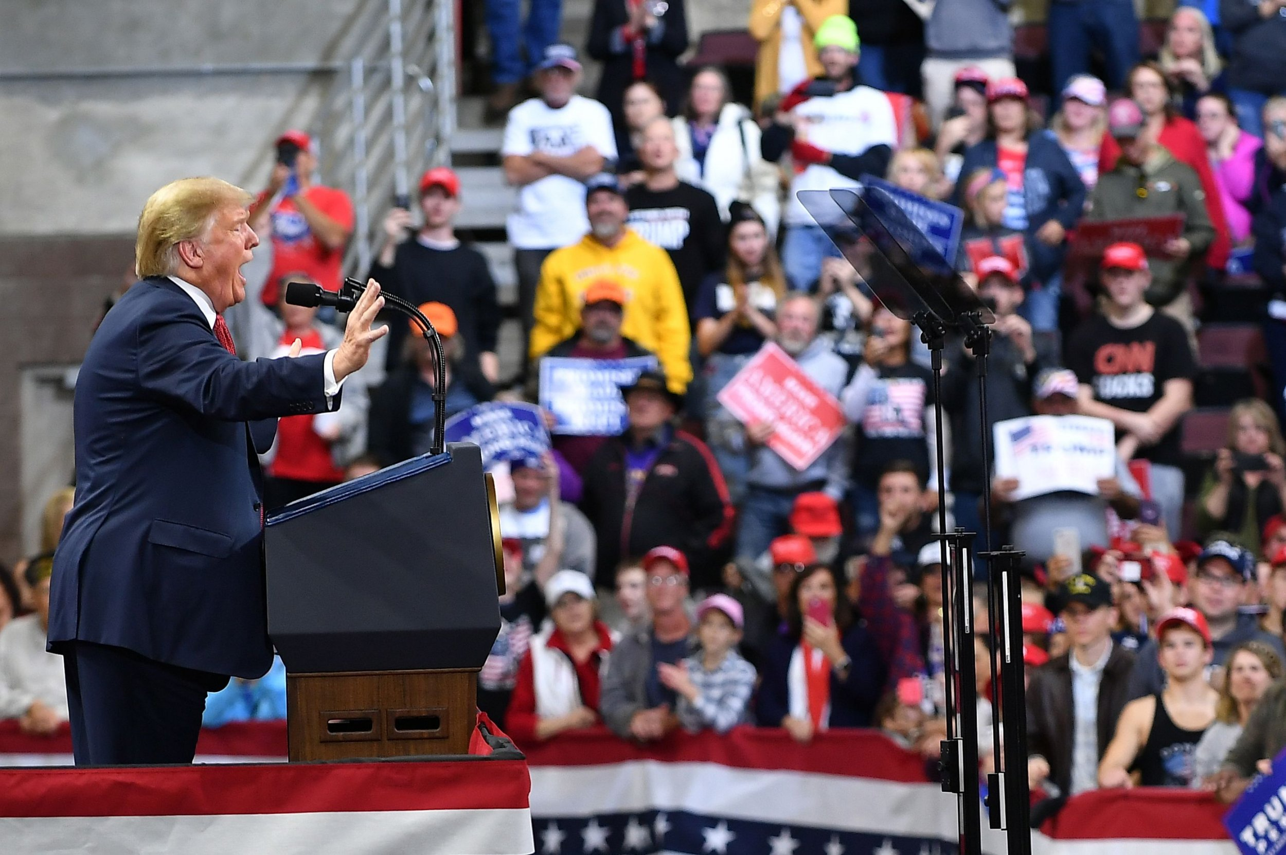 Donald Trump rallies, fox news, live