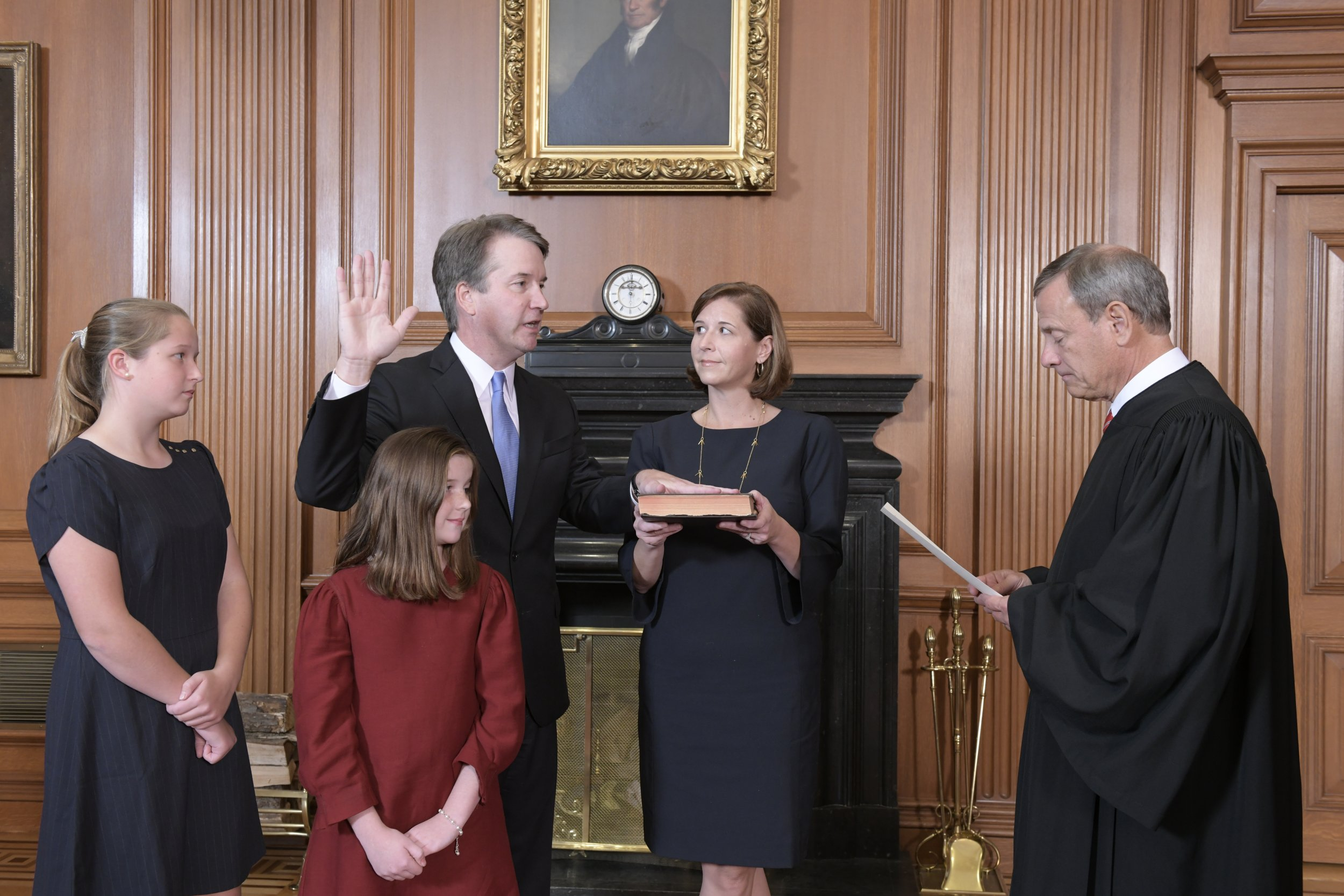 Brett Kavanaugh, confirmation, roe v. wade, overturned