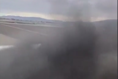 JetBlue Engine Fire