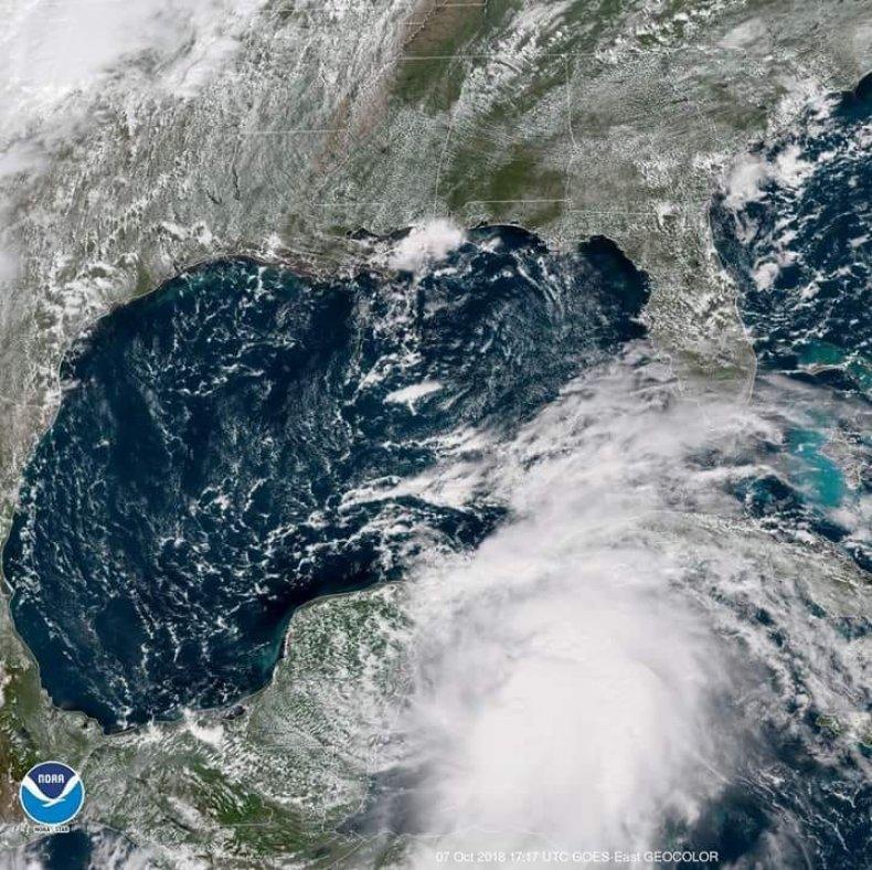 tropical storm michael hurricane forecast