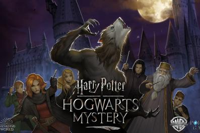 Harry Potter hogwarts mystery October update halloween feast event new spell melofors jinx