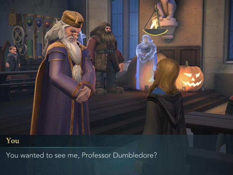 Harry Potter hogwarts mystery update halloween feast October event melofors jinx