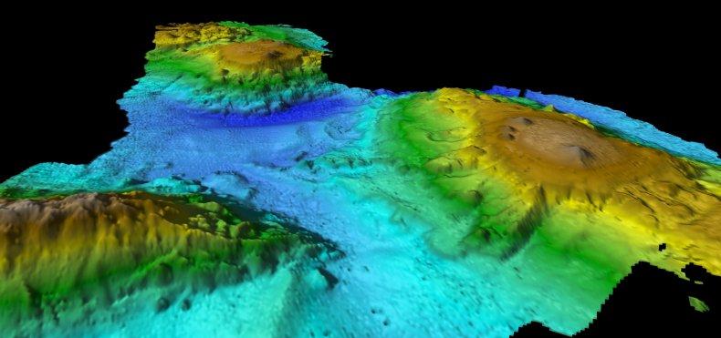 05 Multibeam mapping of seamount chain3_CSIRO