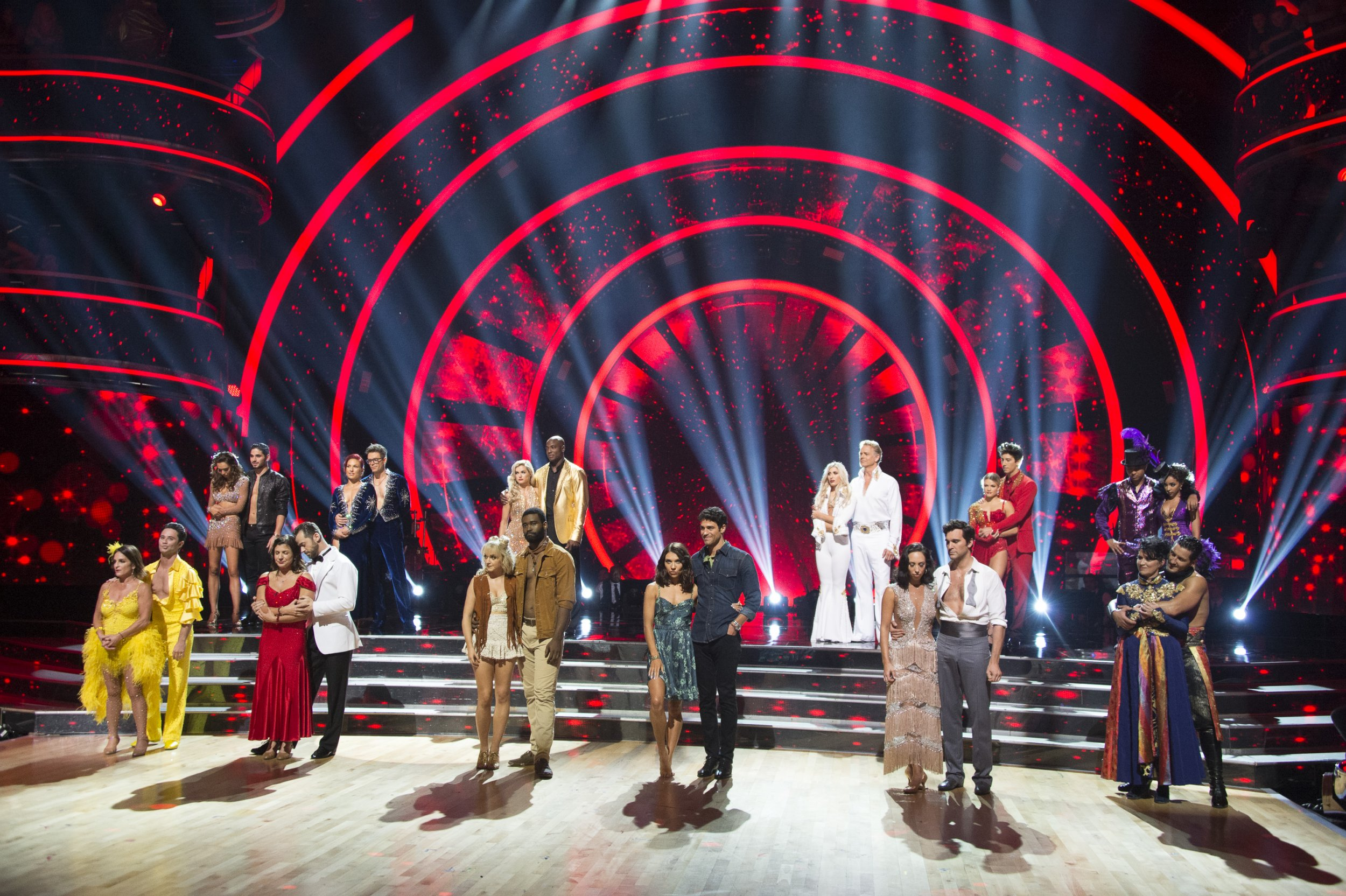 'Dancing with the Stars' Week 3 Eliminations