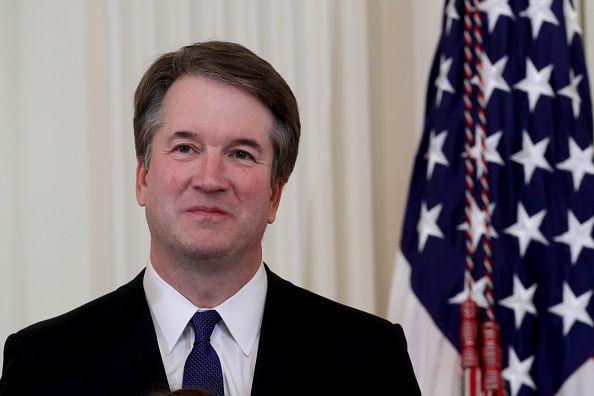 brett kavanaugh announced SCOTUS nominee
