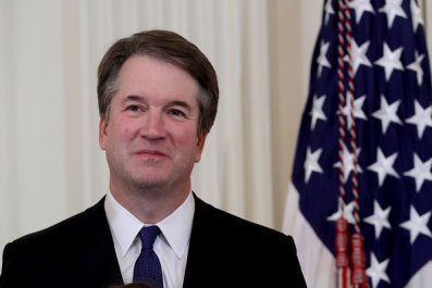 brett kavanaugh announced SCOTUS nominee