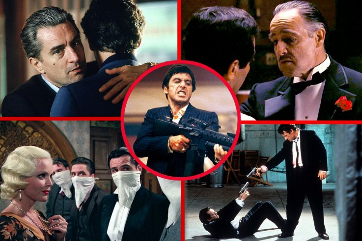 Ranked: The Greatest Gangster Movies of All Time