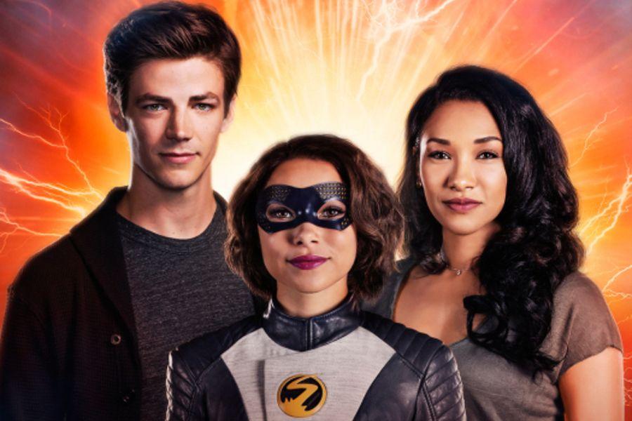watch the flash season 5 online