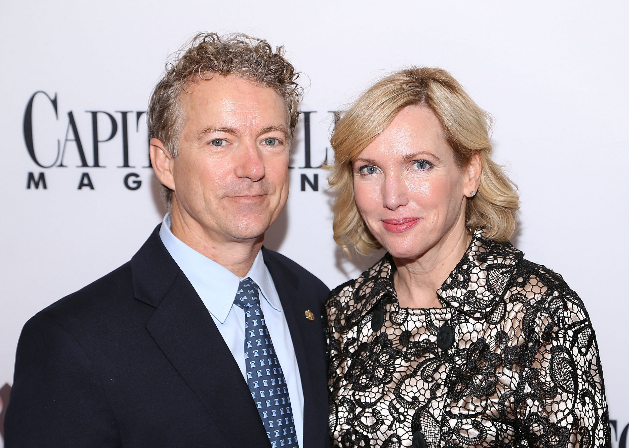 Rand Paul's wife says she keeps loaded gun by her bed over fear of liberals
