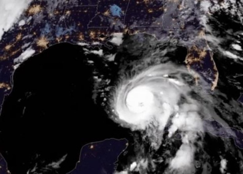 hurricane michael forecast, track