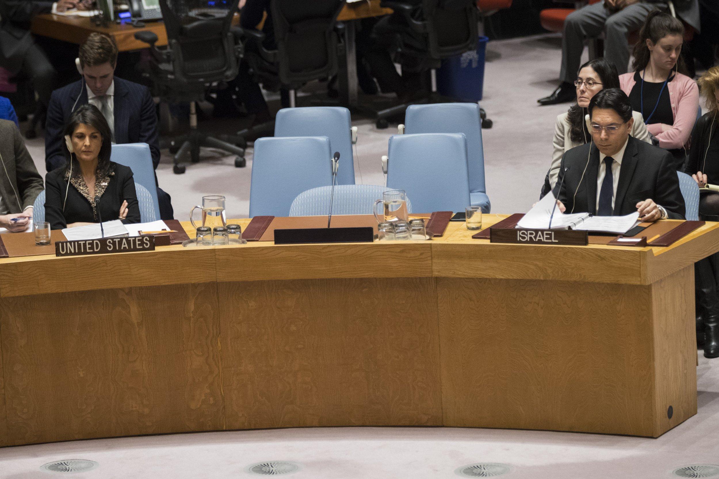 Nikki Haley, UN ambassador, Trump